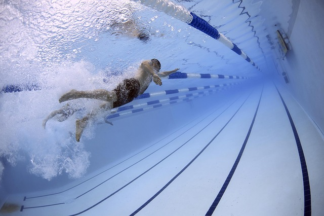 pływanie dobre na wszystko